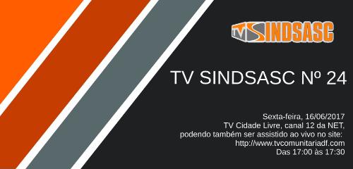 TV SINDSASC Nº 24