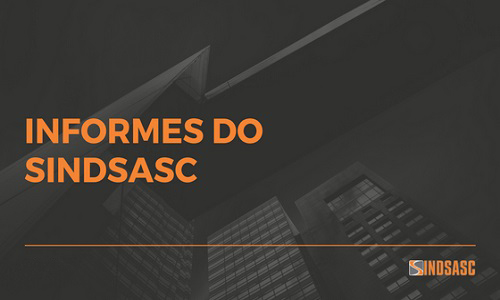 INFORMES DO SINDSASC - QUARTA, 14/02/2018