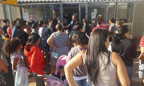 SEGUNDA-FEIRA DE MANHÃ, CRAS ITAPOÃ, 03/09/2018