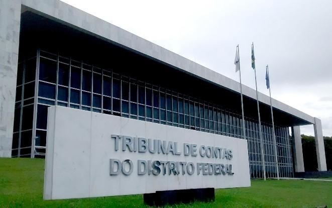 Reunião no TCDF sobre a GPS