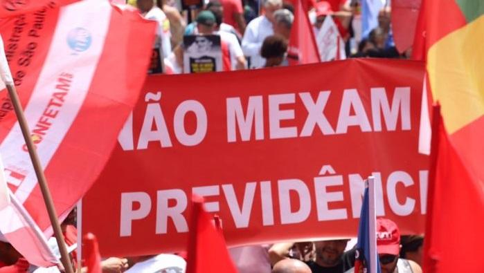 Centrais sindicais preparam luta contra a reforma da Previdência