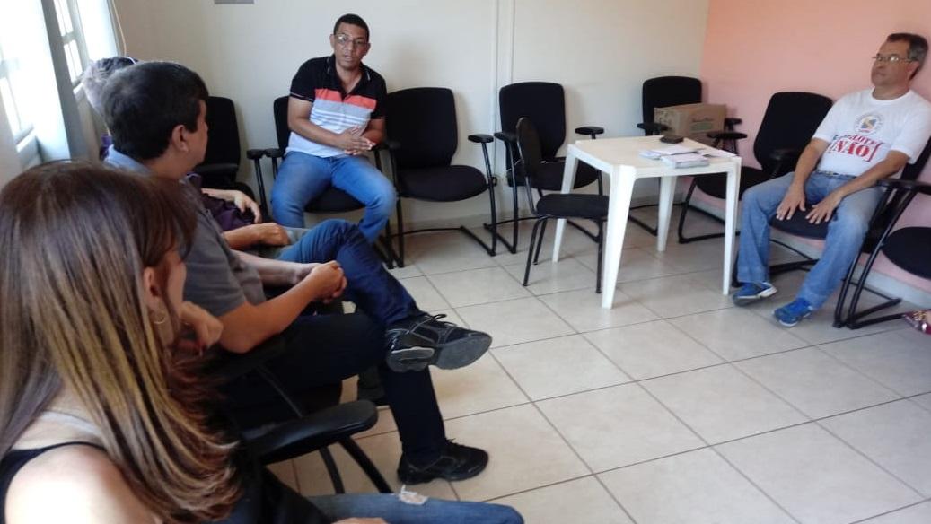 Reunião define realização de reunião aberta no Riacho Fundo