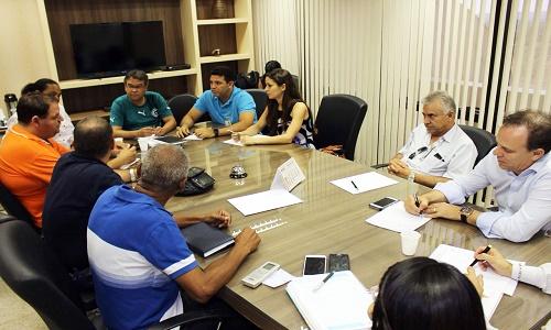 REUNIÃO DE SINDICATOS PROPÕE ATO UNIFICADO PARA DIA 06/10
