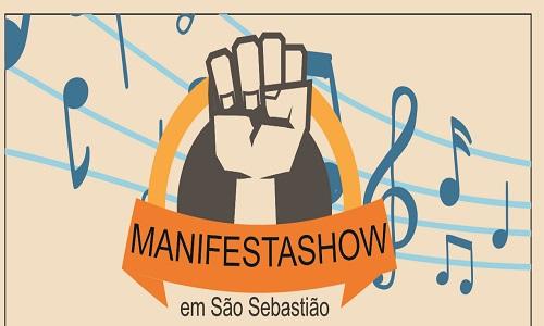 MANIFESTASHOW EM SÃO SEBASTIÃO