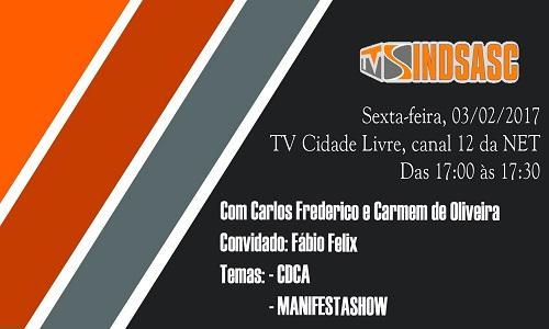 TV SINDSASC Nº16