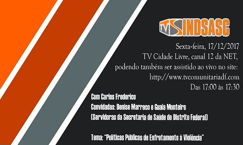 TV SINDSASC Nº17