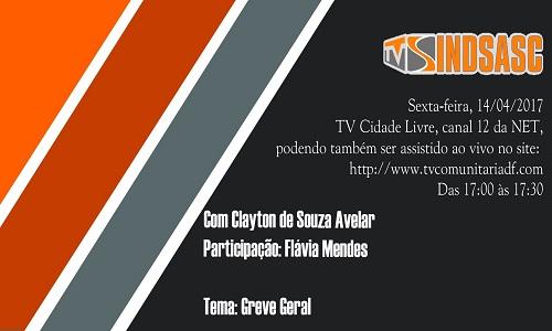 TV SINDSASC Nº20