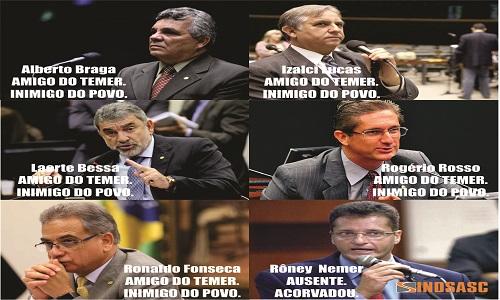 CÂMARA DOS DEPUTADOS, UMA CASA DE HORRORES