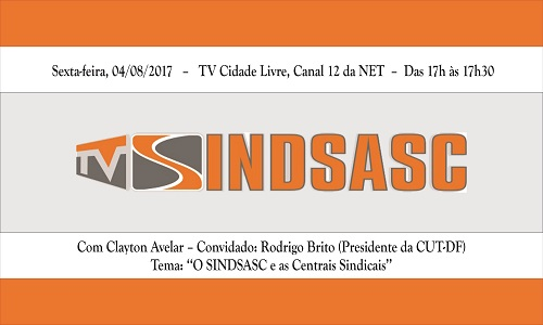 TV SINDSASC Nº27