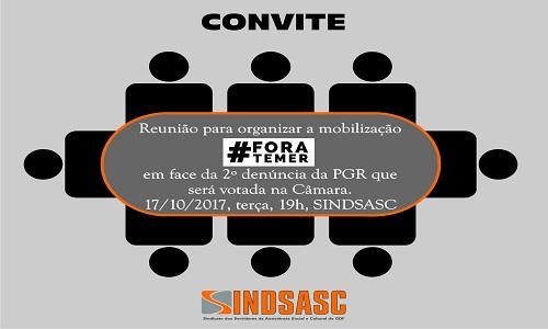 CONVITE - REUNIÃO