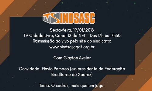 TV SINDSASC Nº41