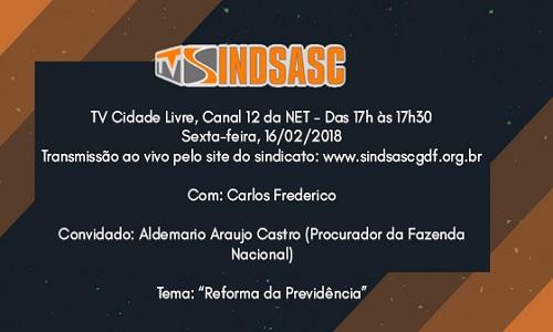 TV SINDSASC Nº43