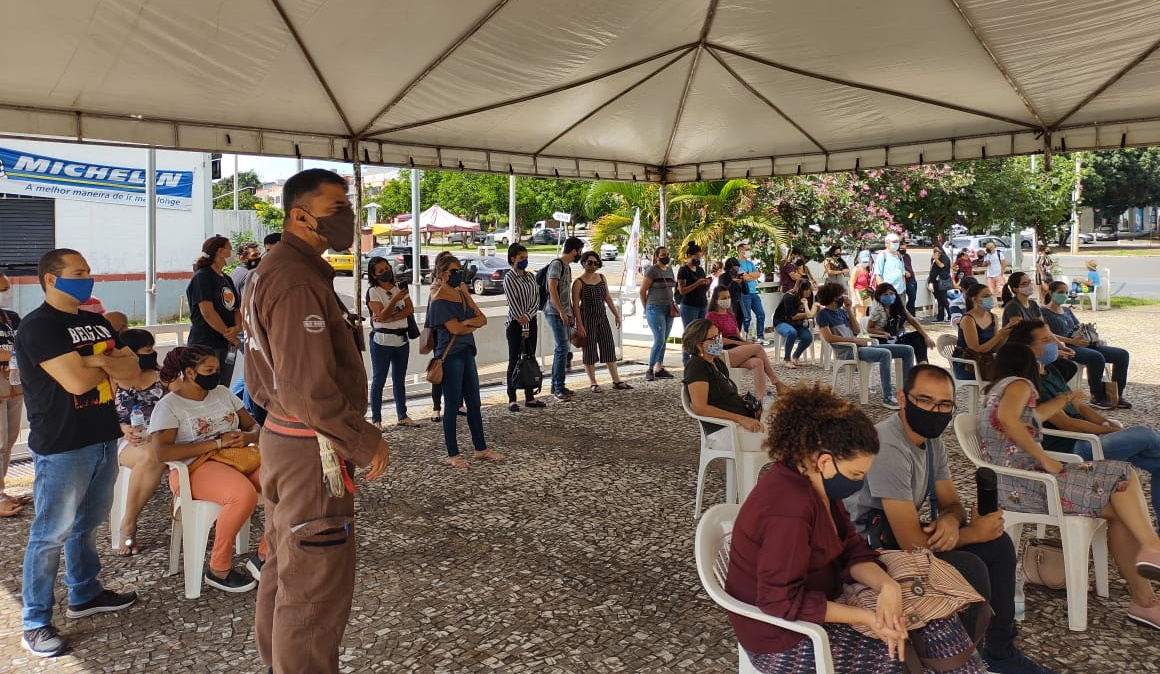 Assembleia delibera greve na Assistência Social a partir do dia 04 de fevereiro